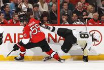 Senators beat Penguins in double overtime