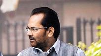 Modi govt created 'atmosphere of trust' among minorities 'without appeasement': Mukhtar Abbas Naqvi