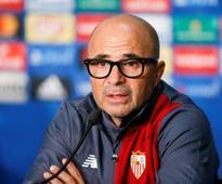 Sampaoli sets new standard at Sevilla