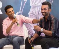 Rahane is a good No. 5, says Dravid
