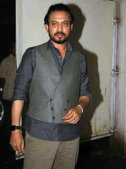 PIX: Hansal Mehta, Sudhir Mishra watch Madaari with Irrfan