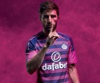 New Premier League kits