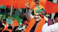 Gujarat elections 2017   Congress pushed Gujarat to caste politics: Amit Shah