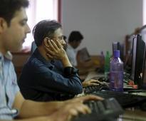 Sensex falls as Infosys CEO resignation hurts