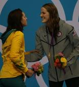 Emily Seebohm primed for gold after nemesis Missy Franklin fails to qualify