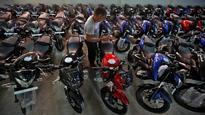 Suzuki Motorcycles eyes 1 mn volume by 2020, double market share