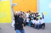 Pakistani Celebrities Plant Trees For Karachi Savaro Campaign