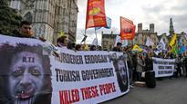 US urges Turkey to stop attacks on Kurdish allies in Syria