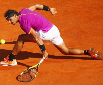 Rare honour for Nadal in Barcelona Open