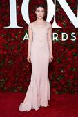 Saoirse Ronan is a vision in pink as she slays the Tony Awards red carpet