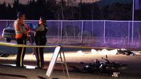 Young man killed in motorcycle accident