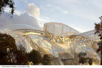 Frank Gehry. Building in Paris