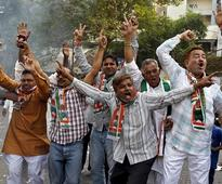 Puducherry: Congress thanks cadres and allies for historic win