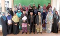 UNISSA holds 3-day course for teaching staff
