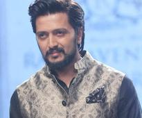 Riteish Deshmukh opens up about his first love, and it's not Genelia