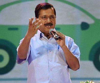 Kejriwal meets rape victim, says it wouldn't have happened if Delhi was a state