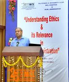 Mr A K Jha, CMD-MCL, stresses on doing business with ethics
