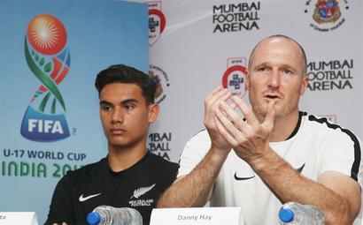 Under-17 WC digest: Brazil-NZ kick-off tournament with practice match