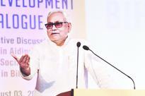 Nitish livid over clash in finance panel share