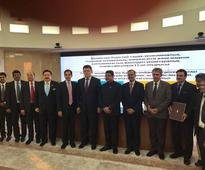 Petroleum Minister visits Kazakhstan for co-chairing the 13 th Inter-Governmental Commission meeting