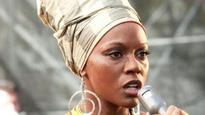 Zoe Saldana hits back at the critics who called her film racist