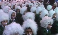With 550 Albert Einstein Lookalikes, Students Shoot For World Record