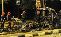 24 Indians arrested in Singapore after riots