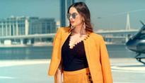 Watch Anni Pa De, a party track with Evelyn Sharma and Pakistani artist Zohaib Amjad
