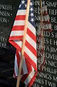 US might limit tribute items at Vietnam Veterans Memorial