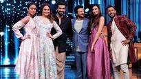 Nothing awkward there! Ex flames Sonakshi Sinha-Arjun Kapoor shake a leg and pose for pics on 'Nach Baliye 8'