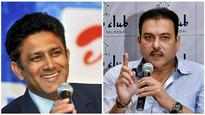 Live: BCCI announces Kumble as the new Indian cricket team coach