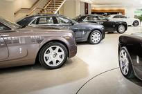 Rolls Royce sales fall on economic woes