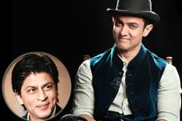 When it comes to body fitness, SRK looks up to Aamir