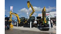 Yanmar Exhibits Entire Range of Products at bauma 2016