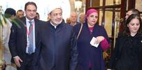 Al-Azhar Sheikh affirms necessity of fighting terrorism ideologically, voices support to France