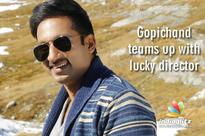 Gopichand teams up with lucky director