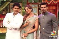Check Pics: Karan Singh Grover and Bipasha Basu appear on 'The Kapil Sharma Show'