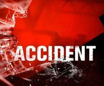 Telangana: Former MP hurt in road mishap