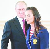 Athletics medals devalued: Putin