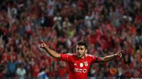 Salvio extends deal with Benfica until 2019