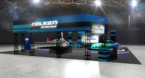 New look for Falken at Tokyo Auto Salon