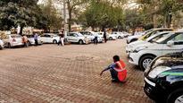 Mobile app for parking, higher penalties on anvil