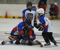 Next wave of Chinese ice hockey players eye 2022