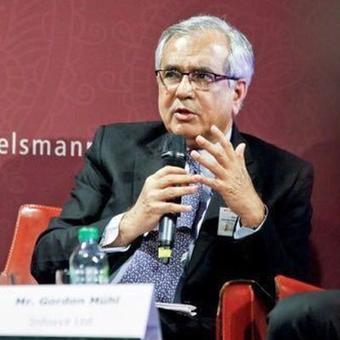 Economist Rajiv Kumar named as new VC of NITI Aayog