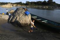 Chinese paper calls opposition to Myanmar dams