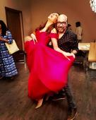 Check Out: When Mickey Contractor dared to dance with Bengal Tigress Sushmita Sen!