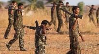 Chhattisgarh: Three Naxals killed in gunbattle with security forces