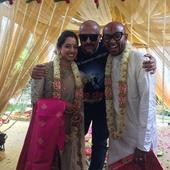 Badtameez Dil singer Benny Dayal gets hitched!
