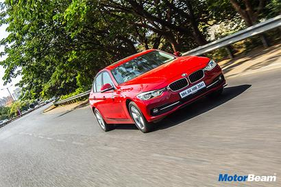 Looking for a self-driven luxury sedan? Go for BMW 320d Sport Line!
