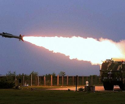 Indian Army gets muscle with Akash missile system